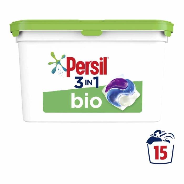 Persil 3 in 1 Bio Caps 15 Wash