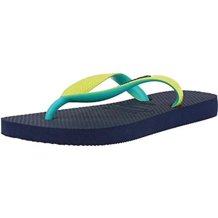 Havaianas Blue Top Mix Flip Flops