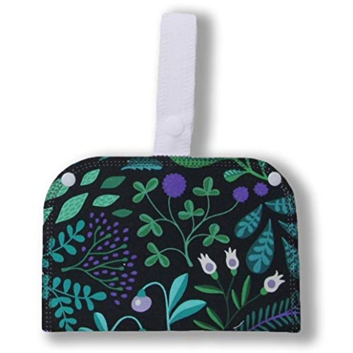 Wet Bag with Double Pocket; Keep the Fresh Pads on One Side with £7 off Coupon