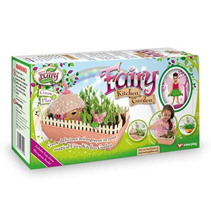 Interplay FG405 My Fairy Garden Fenn Garden & Outdoors - Only £6!