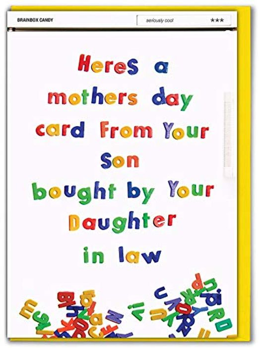 Ain't This the Truth Humorous Mother's Day Inc Deliverycard