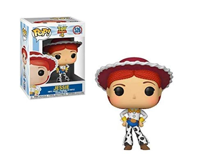 BEST EVER PRICE Funko 37393 POP. Vinyl: Disney: Toy Story 4: Jessie