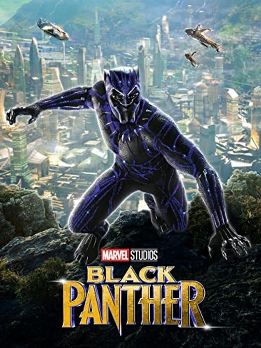 Black Panther 4K UHD £9.99 at Amazon Prime Video