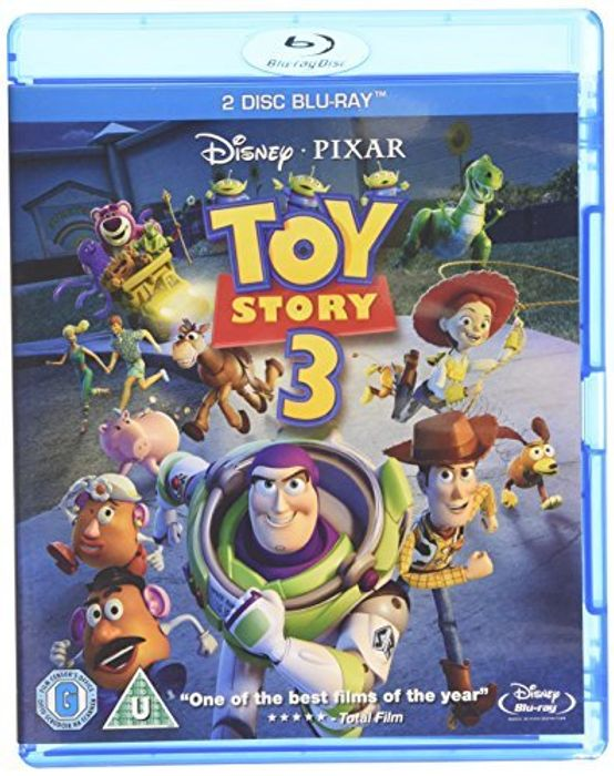 Cheap Toy Story 3 BLU-RAY 2 Disc Edition - Only £2.39!