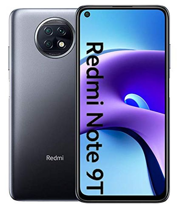 Xiaomi Redmi Note 9T 5G - 4GB+64GB, 6,53 FHD - Only £159!