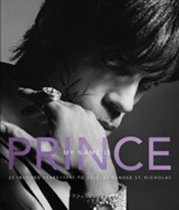 My Name is Prince - Coffee Table Photo Book by Randee St. Nicholas