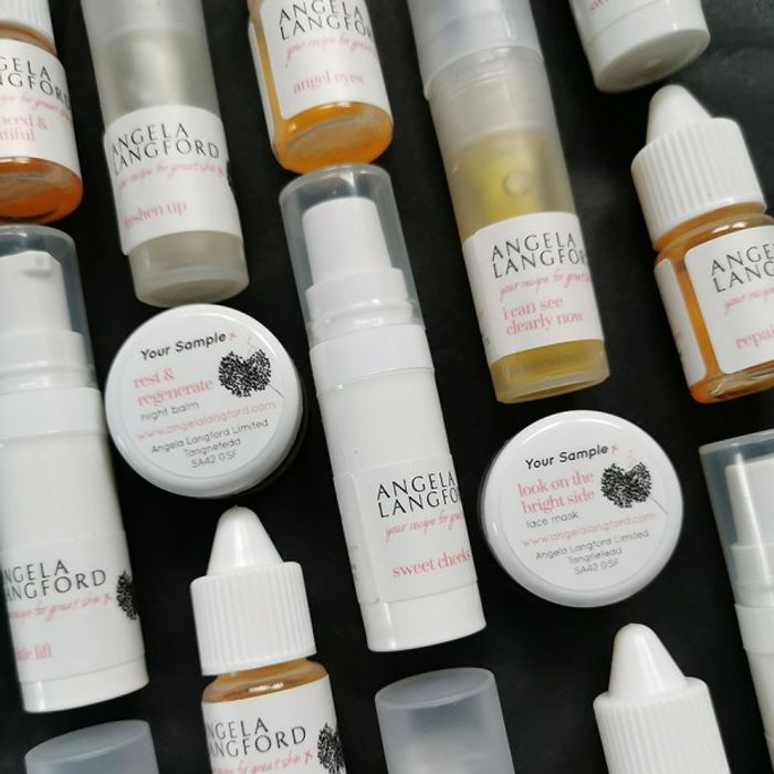 Angela Langford Skincare Sample Pack