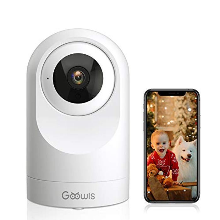 WiFi Camera, Goowls Wireless Security Camera Indoor 1080P IP Camera