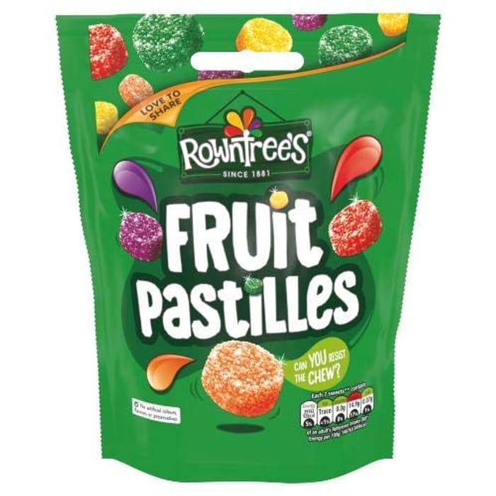Rowntree's Fruit Pastilles, 170g