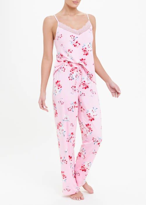 Soft Touch Cami Pyjama Set