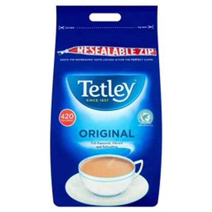 Tetley Tea Bags 420s420 per Pack
