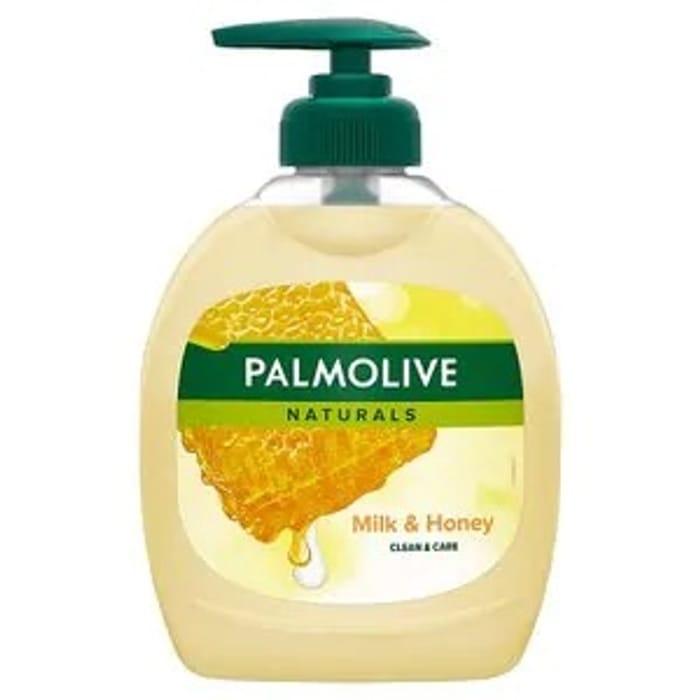 Palmolive Liquid Hand Soap Milk and Honey 300ml