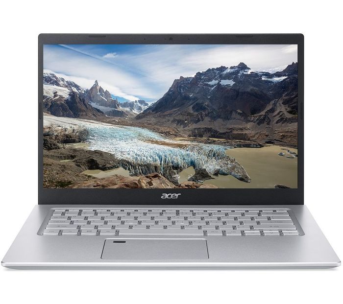 """ACER Aspire 5 A514-54 14"""" Laptop - Intel Core I5, 256 GB SSD, Silver"""