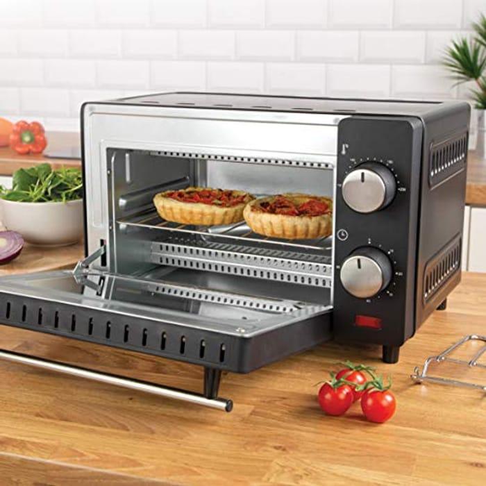 Quest 35409 Compact 9L Mini Oven