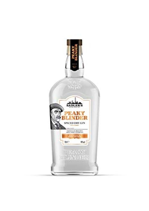 Sadler's Peaky Blinder Spiced Dry Gin, 70 Cl -