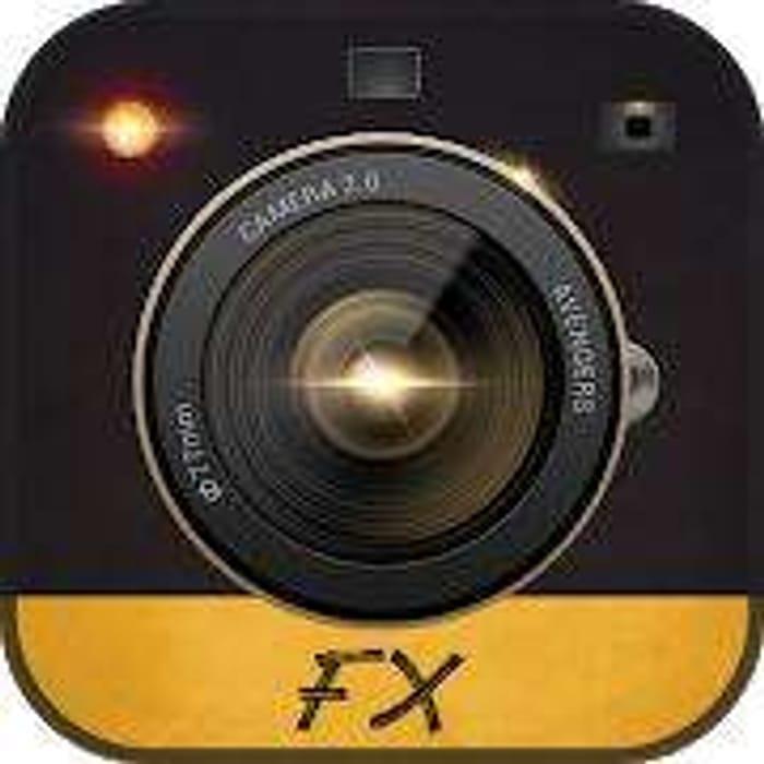 FX Camera Pro: 4K HD DSLR Camera Ultra Blur Effect Temp Free