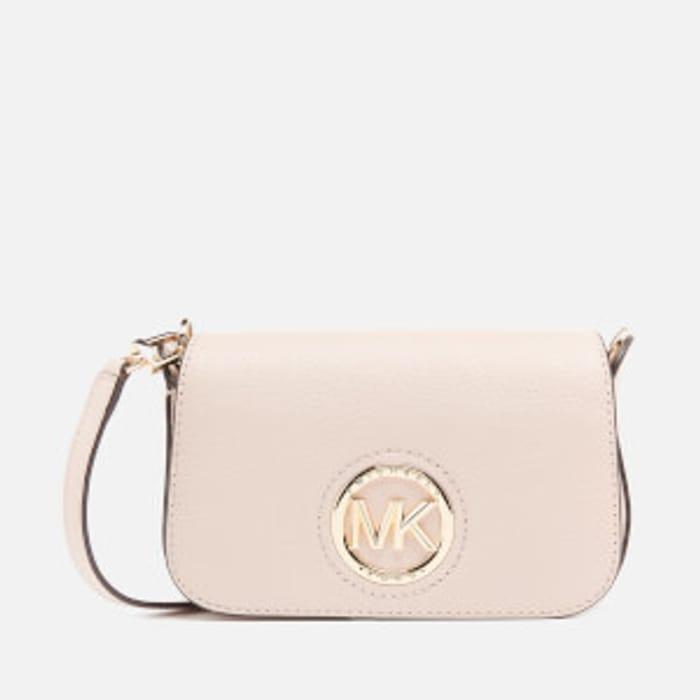Michael Kors Women's Samira XS Cross Body Bag - Soft Pink