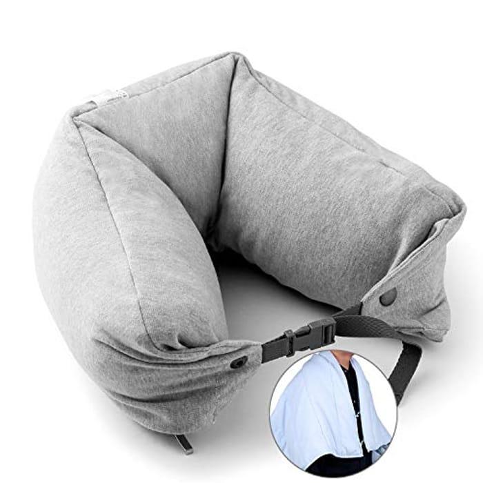 Price Drop! GENERAL ARMOR 2-in-1 Multi Travel Pillows Blanket