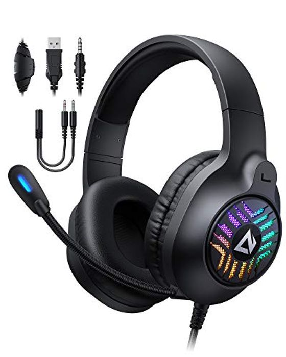 AUKEY Gaming Headset Only £19.99 Delivered