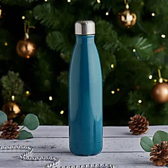 90% off Insulated Metal Water Bottle from Dunelm- Only 50p!!