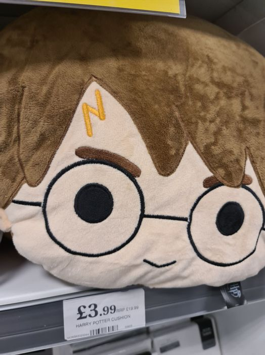 Harry Potter Cushion - Other Characters Also