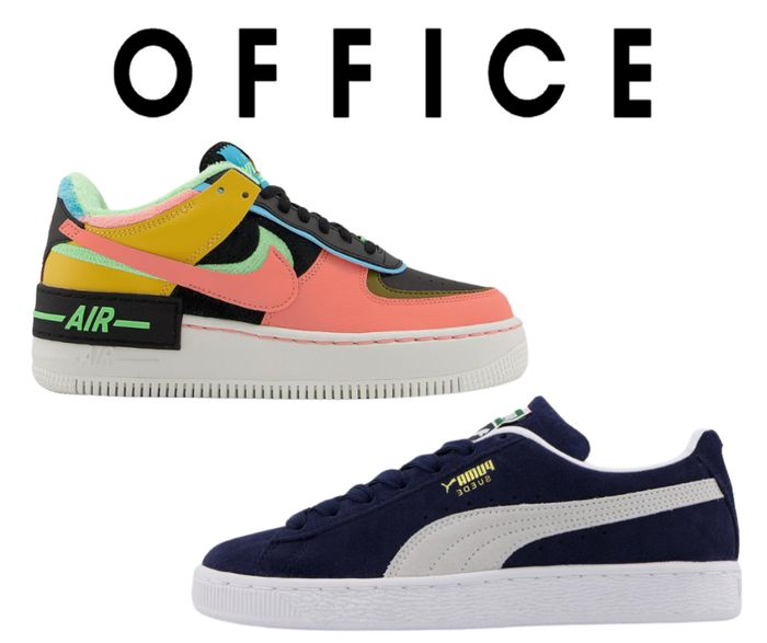 CHEAP! Office Up to 40% off Spring Shoes - Inc. Nike, adidas, Ugg & More