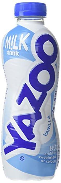 Yazoo Vanilla Milk Drink 400ml (Pack of 10)