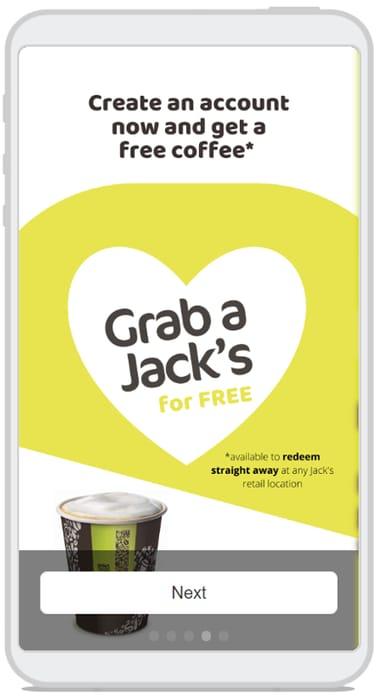 Free Jack's Beans Coffee