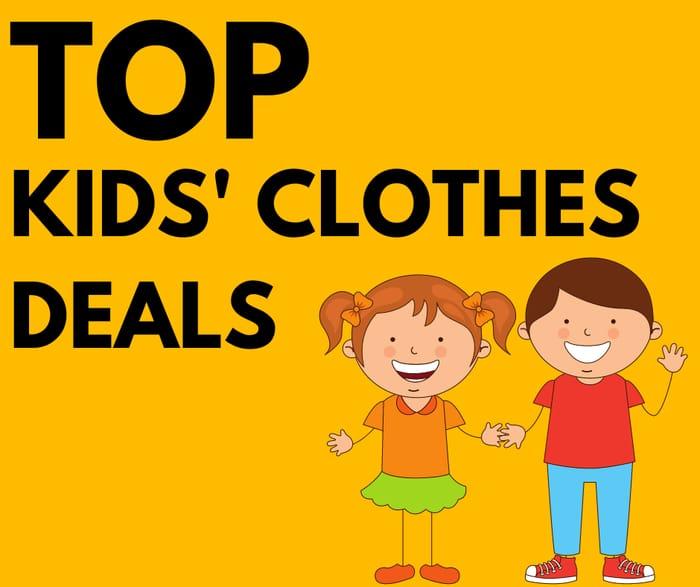 Cheap Top Kids' Clothes Deals From £1.19 at Matalan