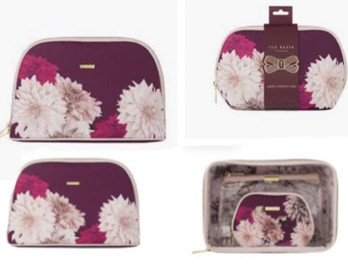 Save 1/3 on Selected Ted Baker Washbags - 8 Bag Varieties Available