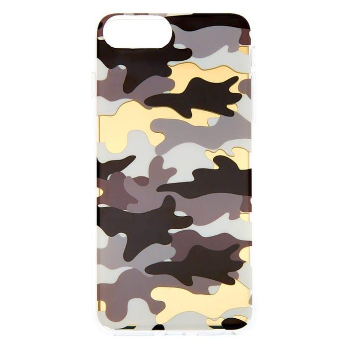 Metallic Camo Phone Case - Fits iPhone 6/7/8 Plus