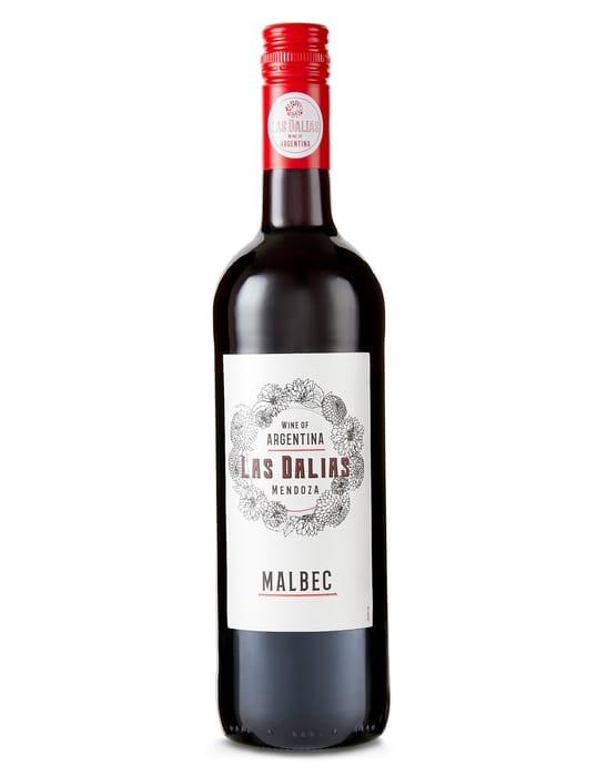 Las Dalias Malbec - Case of 6