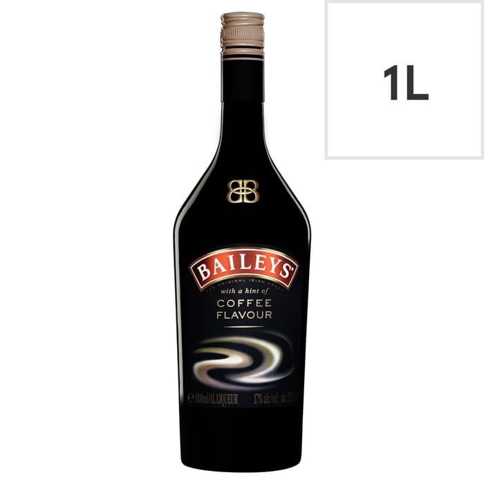 Baileys Coffee Flavour Liquor 1L