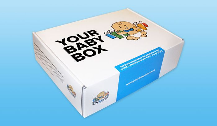 Free Baby Box Sample Pack - Home Delivered!