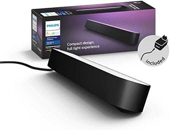 Philips Hue Play White and Colour Ambiance Smart Light Bar Single Pack Base Unit