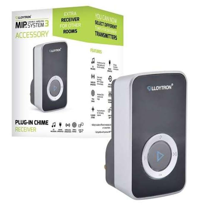 Lloytron MIP3 Wireless Door Bell System