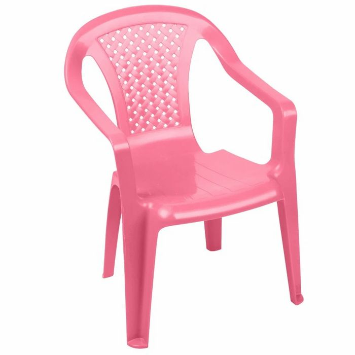 Cheap Childrens Chair - Pink at Only5pounds