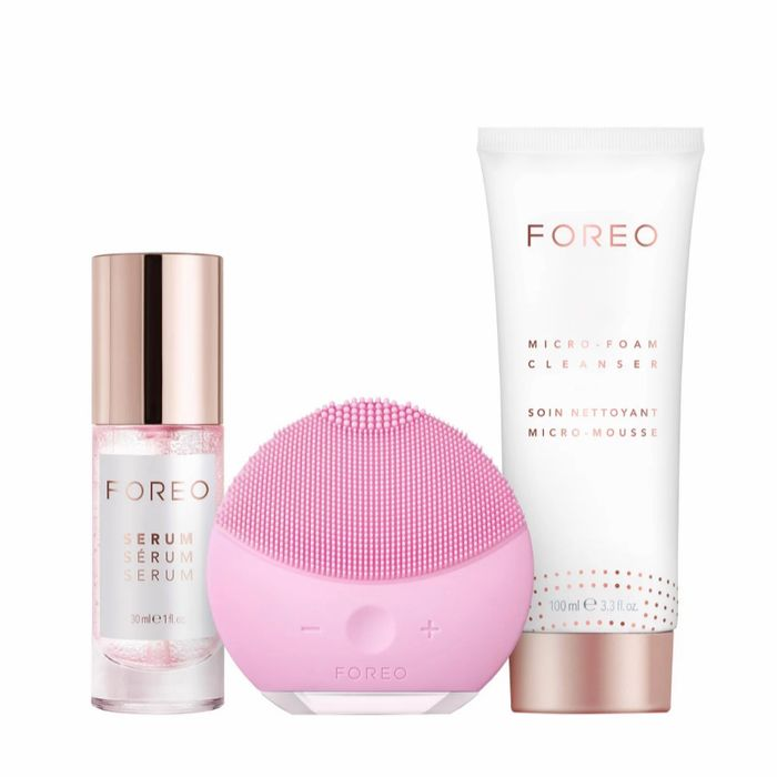 Foreo Luna Mini 2 with Cleanser & Serum
