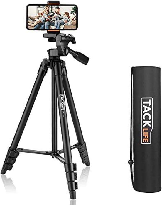 TACKLIFE Camera Tripods 136cm