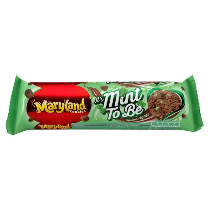 Maryland Mint to Be Cookies - New Flavour