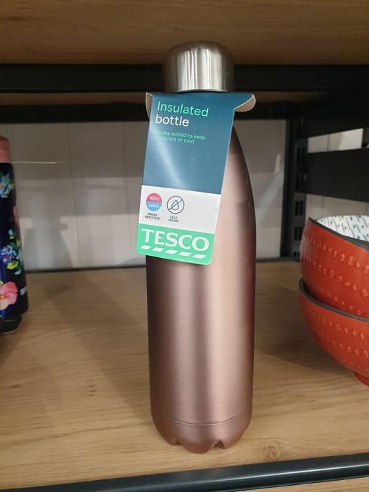 Tesco Insulated Bottle