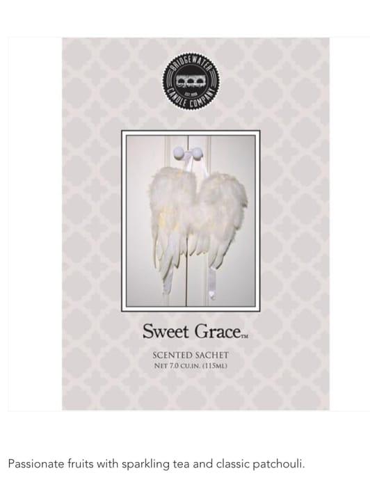 FREE Sweet Grace Scented Sachet + £2.50 P&P