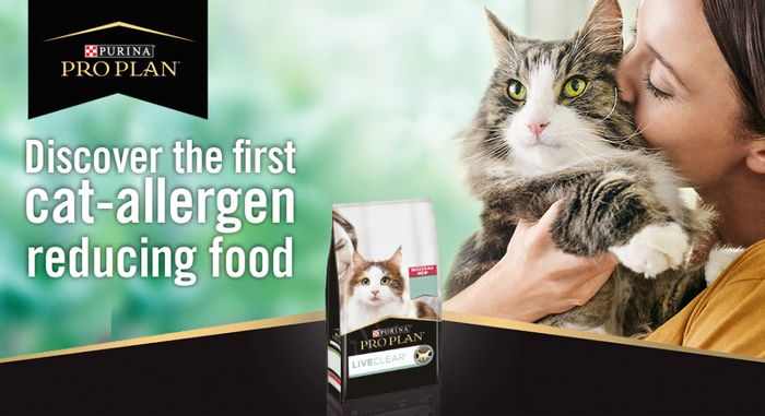 Free Purina LIVECLEAR - The Insiders Campaign