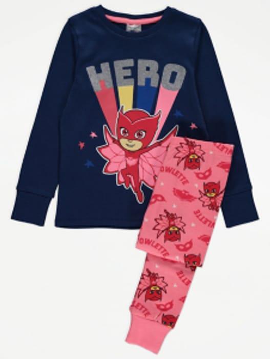 PJ Masks Owlette Pyjamas 1-1.5yr