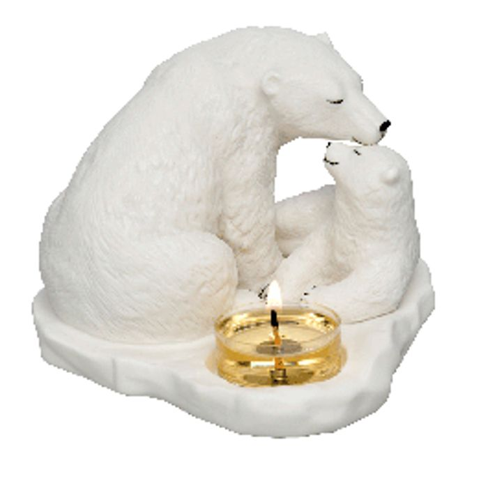 Polar Love Tealight Holder