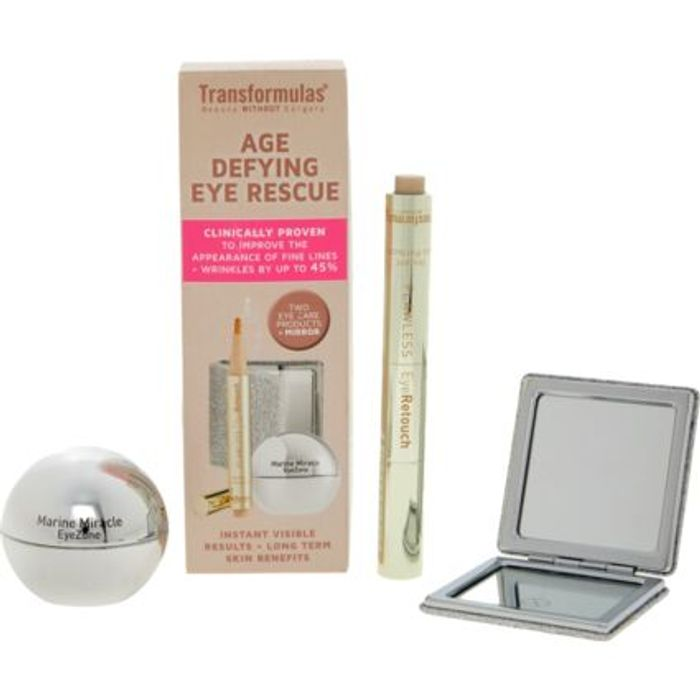 TRANSFORMULAS Age Defying Eye Cream & Concealer 13ml