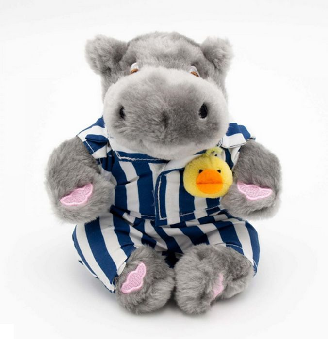 FREE Silentnight Hippo Toy worth £15 Just Pay £3.95 Delivery!