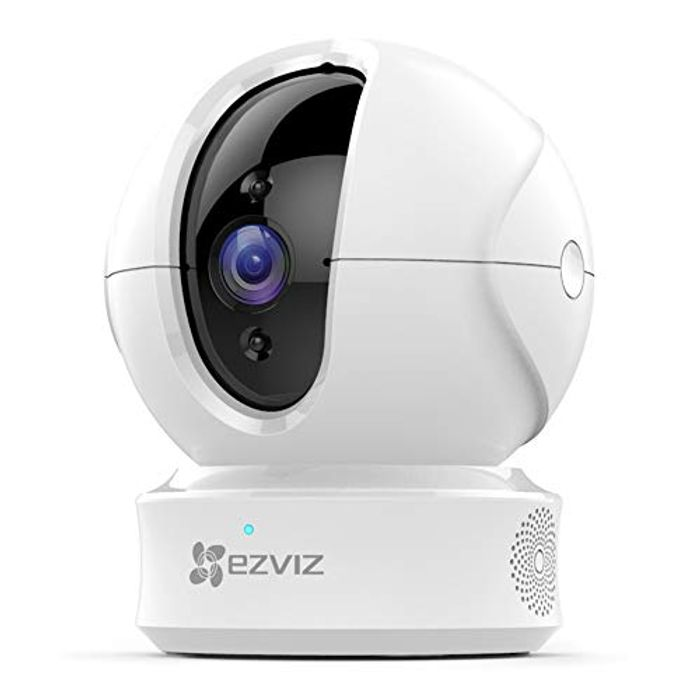EZVIZ Security Camera Baby Monitor, 10m Night Vision