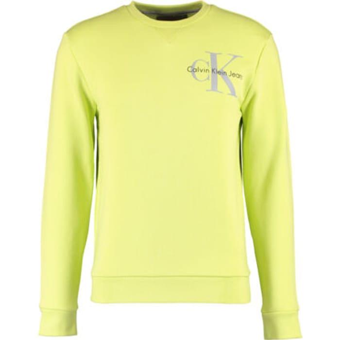 CALVIN KLEIN JEANS Sharp Green Haro True Icon Sweatshirt