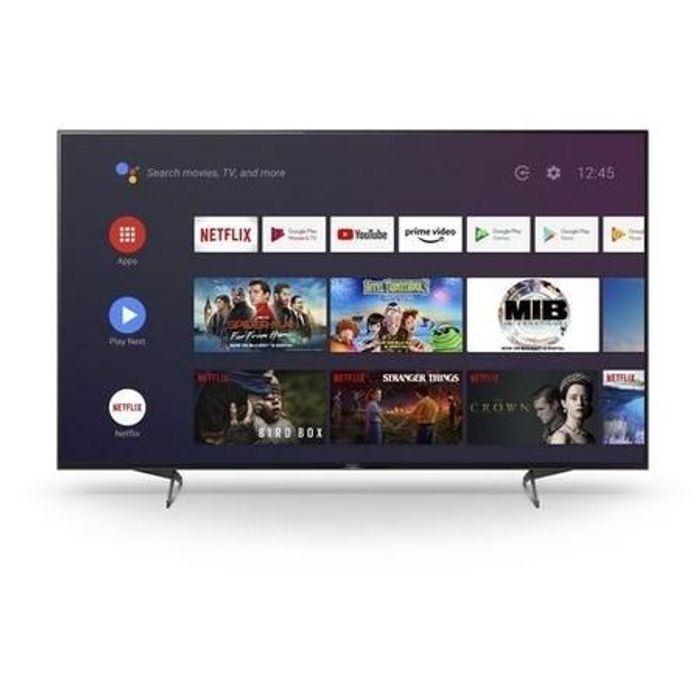 """Sony 55"""" 4K UHD HDR Android Smart LCD TV - Only £929!"""